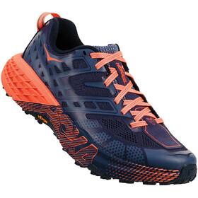 Hoka One One W's Speedgoat 2 Running Shoes marlin/blue ribbon